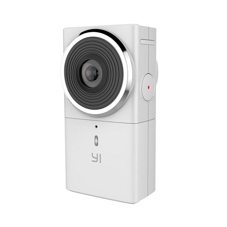 Сферическая камера Yi 360 VR белая