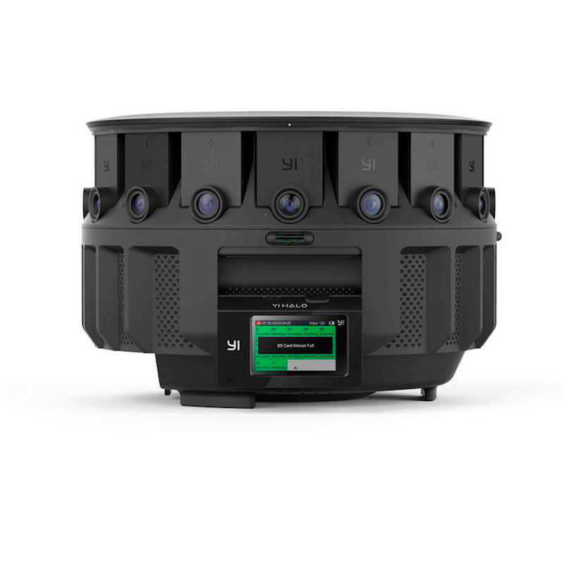 360-градусная камера от Google Yi Halo