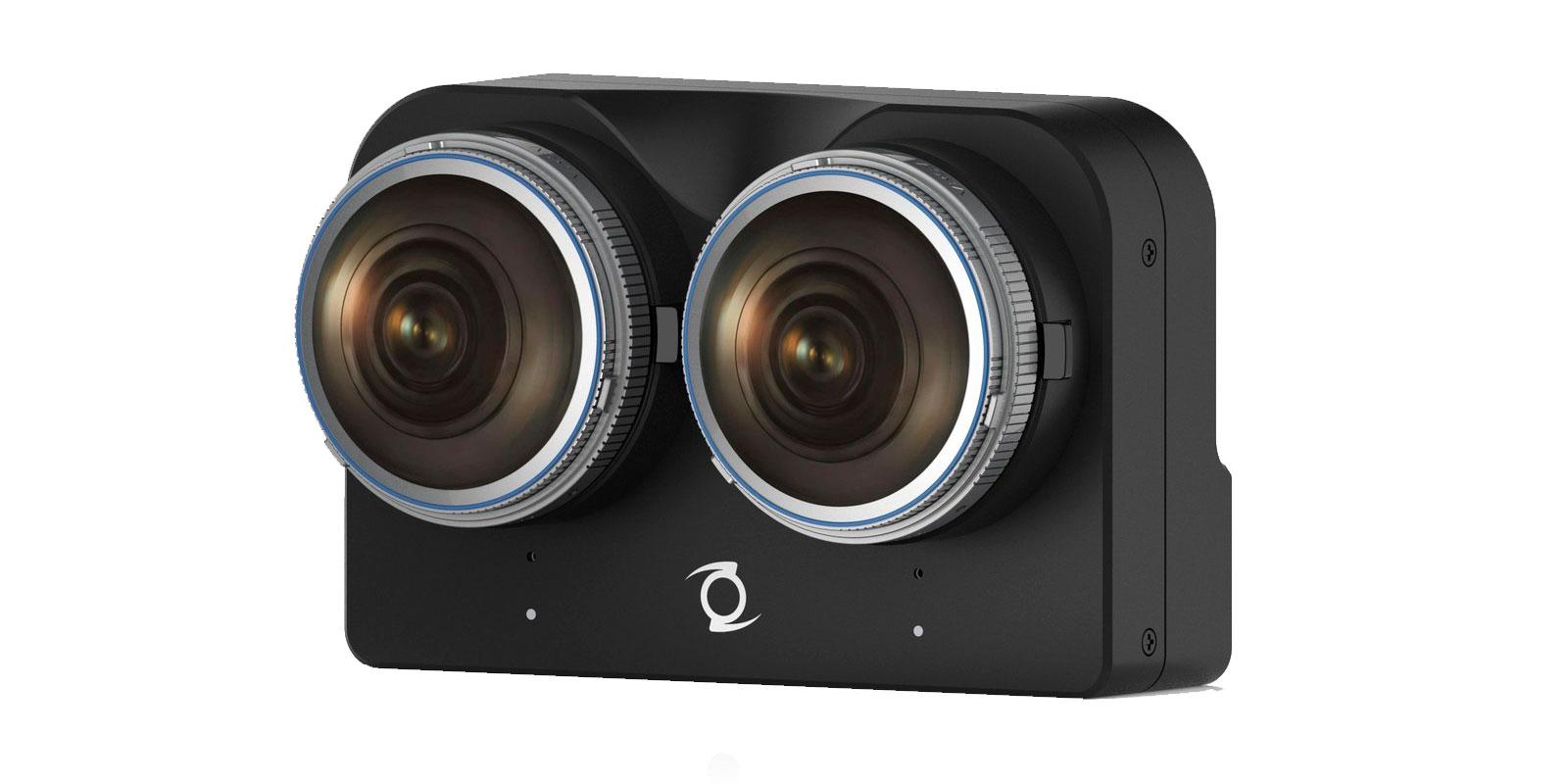 Z Cam для Google VR180