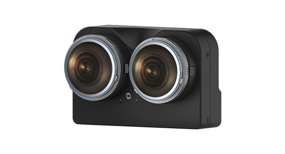 Z Cam поддерживает VR180